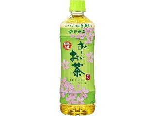 伊藤園 お~いお茶 緑茶 2019年 春限定パッケージ ペット600ml