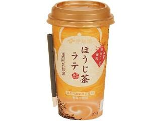 伊藤園 ほうじ茶ラテ