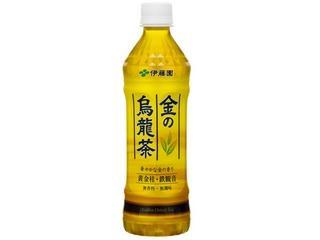 伊藤園 金の烏龍茶 ペット500ml