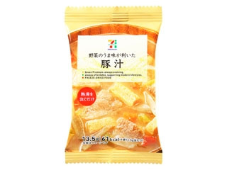 セブンプレミアム 豚汁 袋13.5g