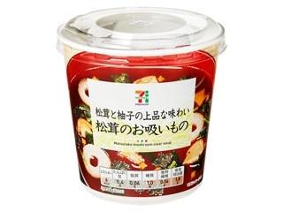 セブンプレミアム 松茸のお吸いもの カップ3.6g