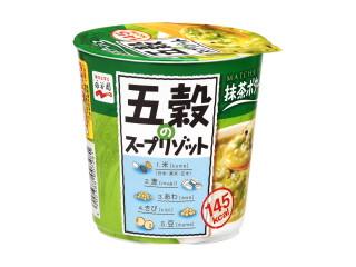 永谷園 五穀のスープリゾット 抹茶ポタージュ カップ38g