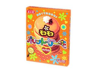 永谷園 モコモコホットケーキ キャラメル 箱105g