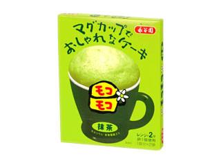 永谷園 モコモコ 抹茶39g 箱2袋