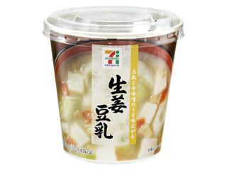 セブンプレミアム 生姜豆乳 カップ30.4g