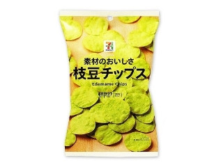 枝豆チップス