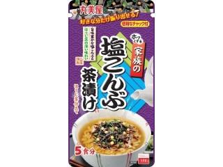 丸美屋 家族の塩こんぶ茶漬け 袋34g