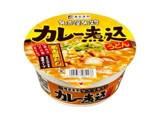 寿がきや 名古屋名物 カレー煮込うどん カップ83g