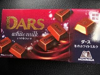 森永製菓 ダース 冬のホワイトミルク 箱12粒