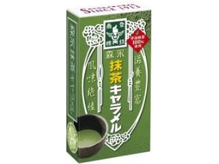 森永製菓 抹茶キャラメル 箱12粒