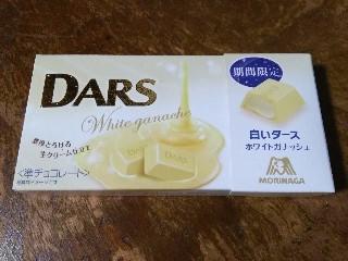 森永製菓 ダース ホワイトガナッシュ 箱12粒