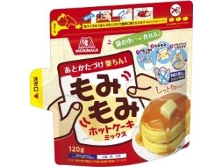 森永製菓 もみもみホットケーキミックス 袋120g