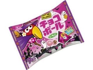 森永製菓 チョコボール いちご プチパック ハロウィンパッケージ 袋79g