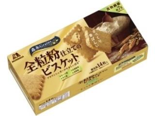 森永製菓 全粒粉仕立てのビスケット 箱14枚