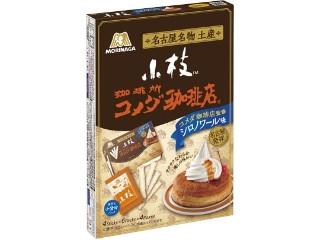 森永製菓 小枝 シロノワール味 箱6袋×4