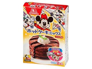 森永 ホットケーキミックス ココア味 箱280g
