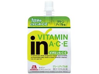 森永製菓 inゼリー ビタミンA・C・E
