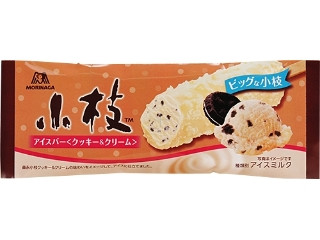 森永製菓 小枝アイスバー クッキー&クリーム