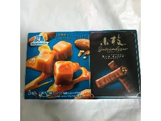 森永製菓 小枝 塩バターキャラメル 5本入り