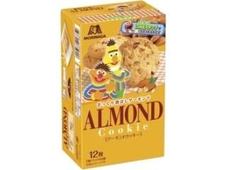 アーモンドクッキー セサミストリートパッケージ