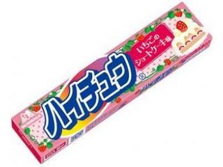 森永製菓 ハイチュウ いちごのショートケーキ味 12粒