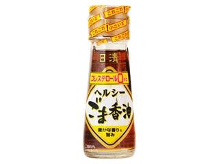 日清 ヘルシーごま香油 瓶50g