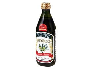 BOSCO エキストラバージンオリーブオイル ボトル684g