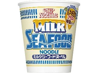 日清食品 カップヌードル ミルクシーフードヌードル カップ81g