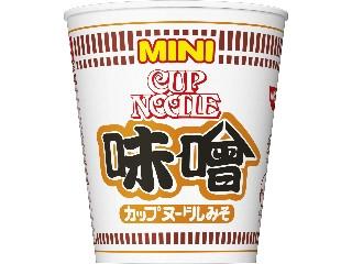 カップヌードル 味噌 ミニ