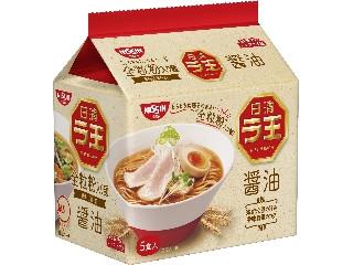 日清食品 ラ王 醤油 5食パック 袋510g