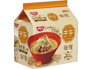 日清食品 ラ王 味噌 5食パック 袋495g