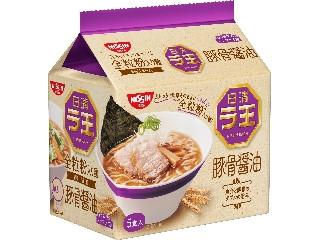 日清食品 ラ王 豚骨醤油 5食パック 袋490g