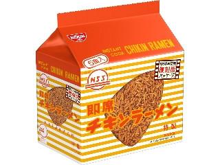 日清食品 チキンラーメン 復刻版 袋5食