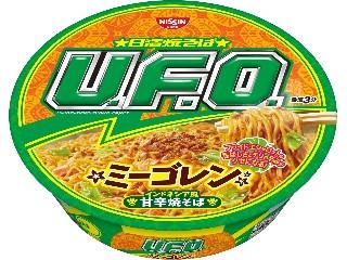 日清食品 日清焼そばU.F.O. ミーゴレン カップ110g