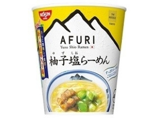 THE NOODLE TOKYO AFURI 柚子塩らーめん mini