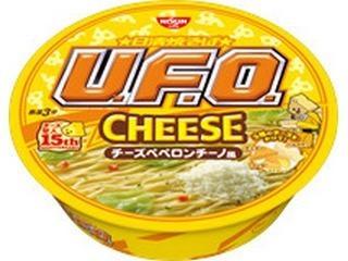 日清焼そばU.F.O. チーズぺペロンチーノ風 カップ116g