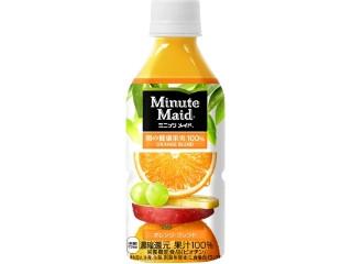 ミニッツメイド 朝の健康果実 オレンジブレンド