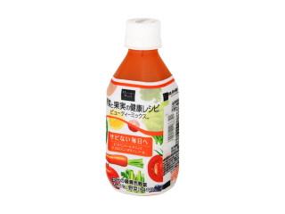 ミニッツメイド 野菜と果実の健康レシピ ペット280ml