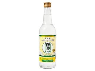 タカラ 宝焼酎 レモンサワー用 25度 瓶600ml