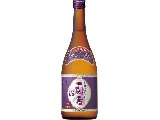 タカラ 全量芋焼酎 一刻者 紫 瓶720ml