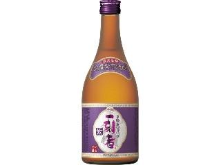 タカラ 全量芋焼酎 一刻者 紫 瓶500ml