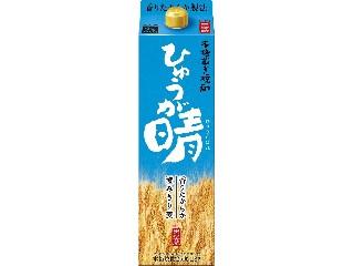 タカラ 本格麦焼酎 ひゅうが晴 パック1.8L