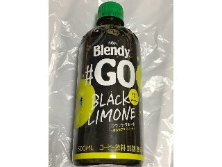 ブレンディ #GO ブラック・リモーネ ペット500ml