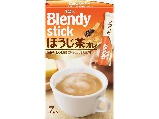 ブレンディ スティック ほうじ茶オレ 箱10g×7本