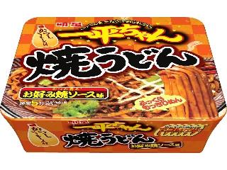 明星食品 一平ちゃん焼うどん お好み焼ソース味 カップ115g