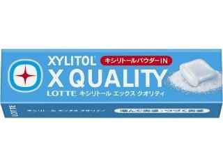 ロッテ キシリトール X QUALITY 8粒