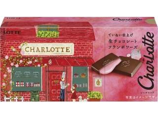 ロッテ シャルロッテ 生チョコレート フランボワーズ 箱12枚