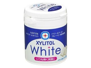ロッテ キシリトール ホワイト ベリー&クール ボトル143g