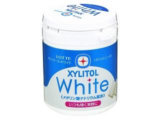 ロッテ キシリトール ホワイト ホワイトソーダ ボトル143g