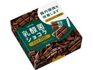乳酸菌ショコラ カカオ70